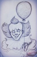 Pennywise  by marrykitts