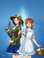 Dorothy Commission - Dhutchison by Chobittsu-Studios