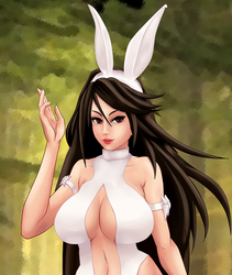 AGNES OBLIGE - Bravely Default by Lord-Dominik