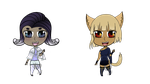 Chibi Adopt Collab [OPEN - 1/2] by Blinkingpink