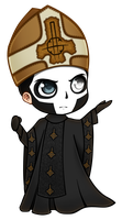 Papa Emeritus III by chaopudding7453