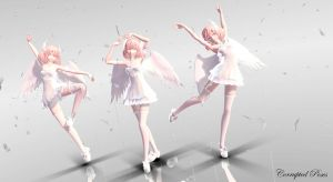 'Divine Symphony' Pose Download Pack by CorruptedDestiny