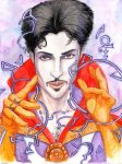 Dr-Strange Prince by artildawn