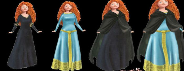 Merida Weight Gain by arceebigbellymanes