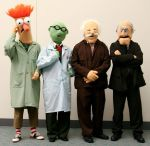 It's time to meet the Muppets by pinkcravat