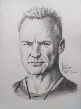 Sting by guusebumps