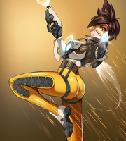 Patreon: tracer by Razorkun