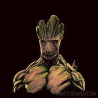 Groot by KMArts