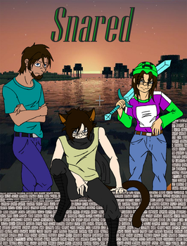 Snared Cover by crazymew