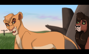 The Lion King - Aftermath part 3 by Zandwine