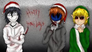 Creepy Holidays by Akai-29