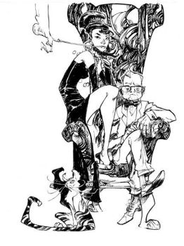 HOLLY GOLIGHTLY_90 minutes by EricCanete