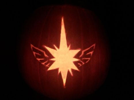 Ministry of Arcane Sciences Pumpkin Carving by Warhorse26