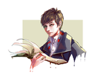 Henry Mills by TheCecile