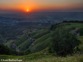 Kislovodsk by IvanAndreevich