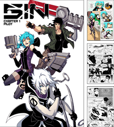 SIN Chapter 1: Pilot by Quirkilicious