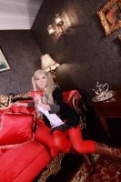 Persona 5 - Anne Takamaki by Xeno-Photography