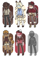 white day adoptables [closed] by hyungmilk