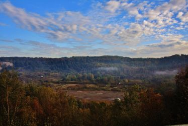 The Messel Pit by kErstinR