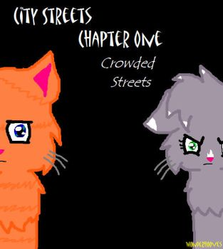 City Streets~ Chapter One {Cover} by WonderHooves