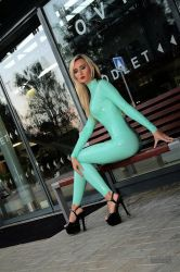 Danca Catsuit 03 by malkiss