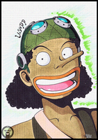 Usopp by BuGzY111