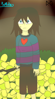 [Collab] Frisk The Fallen by MadMalitian