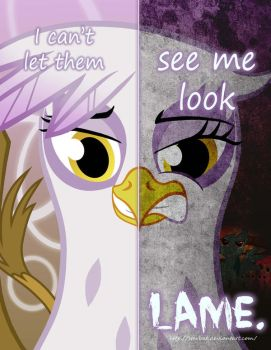 MLP - Two Sides of Gilda by Starbat