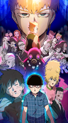 Mobpsycho100 anime Episode 10 by aoki6311
