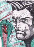 Nagraj Markers by M-Blitz