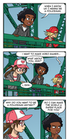 Future ( Strip 90 ) by OmegaDez