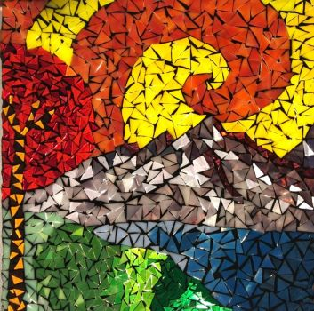 This Land is Our Land by MarigoldMosaics