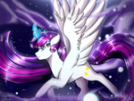 Dance in the Night(Gift) by AngelaPie