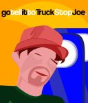 Truckstop Joe by mapgie