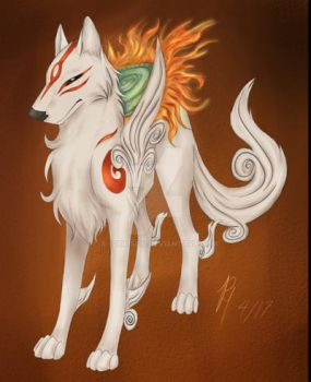 amaterasu by x--Crimson