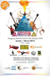Looking Beyond Disaster Charity Concert by tommyeza
