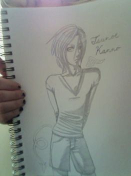 Tsunoe Kanno by Goth-Angel-13