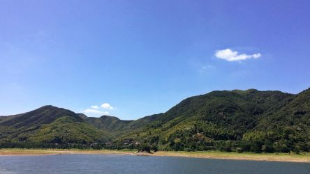 Lianghui Reservoir's Late Summer 2017 Part-1 by evthan