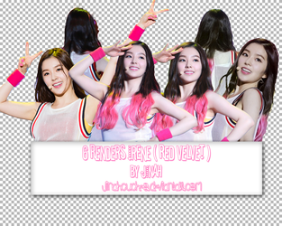 Render Pack Irene ( Red Velvet ) By Jinah by jinahcucheo