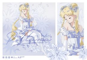 Usagi Tsukino_Serenity by Pillara