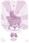 chibibot by gribouille