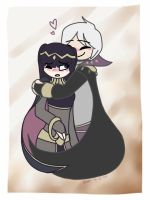 Tharja x Henry by ars-autem-lux