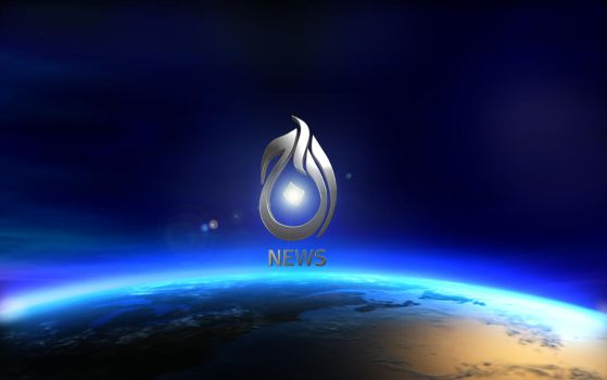 aaj news wallpaper by junaidcreative
