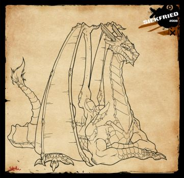 Other Dragon by siekfried