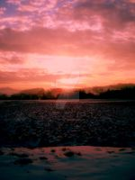 the sun goes down.. by c0mplixcated