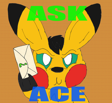 Ace Spade The Pikachu Q and A by Unownace