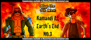 AT4W: Kamandi at earth's end no.3 by DrCrafty