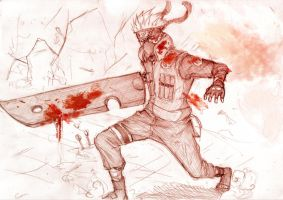 Rampage by Sanzo-Sinclaire