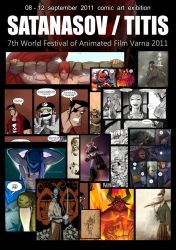 Varna Animation Festival by satanasov