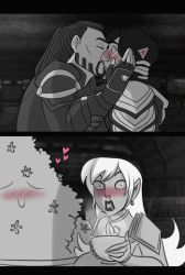 I kissed a man... by MakiLoomis